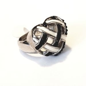 New stainless steel heat ring size 8